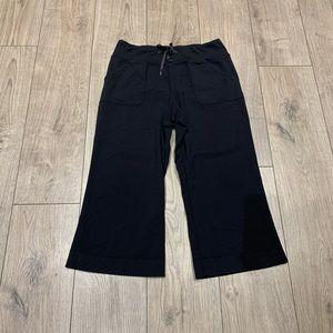 Lululemon Wide Crop pants